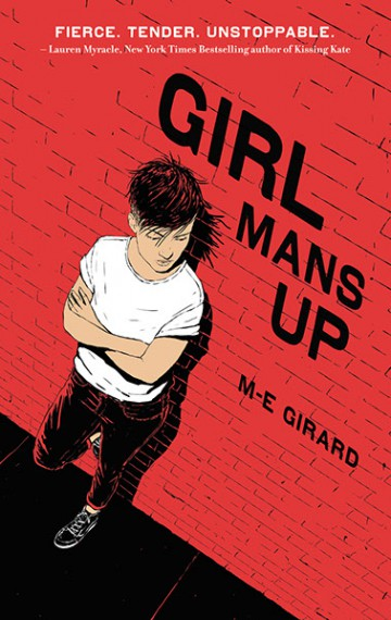 girl mans up cover